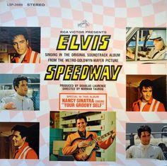 Elvis Presley - Speedway (Soundtrack)  I have this album!