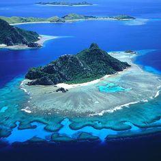 Las Islas Fiji!
