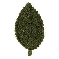 Elm Leaf free knitting pattern on ODD Knits at http://www.oddknit.com/patterns/treesandleaves/elmleaf.html