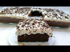 İftara Bir Borcam Dolusu Pamuk Pasta Tarifi, Borcam Pastası Tarifleri - YouTube Cotton Cake, Best Cake Recipes, Iftar, Tiramisu, Ethnic Recipes, Desserts, Food, Youtube, Pyrex