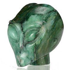 Alien Skull, Buddha, Statue, Art, Art Background, Kunst, Performing Arts, Sculptures, Sculpture