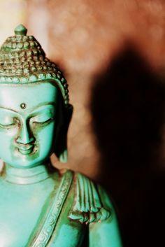 buddhabe:    Turquoise Buddha