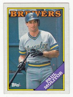 67 Best 1988 Topps Images In 2016 Baseball Cards Baseball Sports