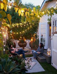 #backyards #outdoorlighting #outdoor #outdoorspace