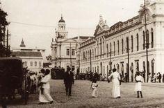 """Crédito: Fototeca Sioma Breitman/Museu Joaquim José Felizardo - As """"pretas minas"""" do mercado (Porto Alegre)"""