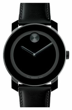 i need this  Movado Large Bold  $350
