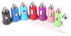 1pc Universal micro USB Car Charger For iPhone 5,5S, 4, 4S, for ipad carregador for Samsung galaxy all mobile phone charger