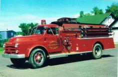 ◆Chatham, NY FD 1951 Dodge/Maxim Pumper◆
