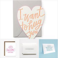 A Cut Above the Retsy, selection of #Etsy's best cards
