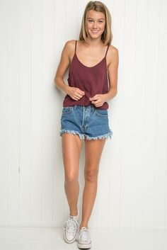 Brandy ♥ Melville   Jacqueline Tank - Just In