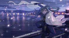 「にっかり青江と三条大橋」/「薫る石」のイラスト [pixiv]
