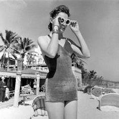 Alfred Eisenstaedt, Miami Beach 1940