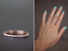 My engagement ring!  (CK - 03.07.2013 - Lyk soos myne!!!)
