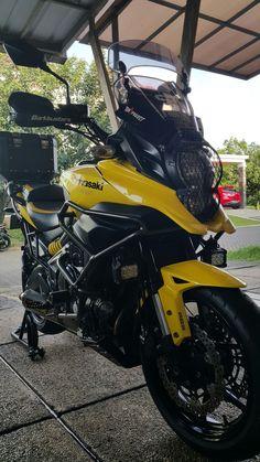 Versys 650, Kawasaki Motorcycles, Touring Bike, Ride Or Die, Adventure Tours, Super Bikes, Motorcycle Gear, Custom Motorcycles, Ducati