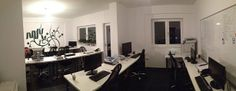 Office Panorma view.