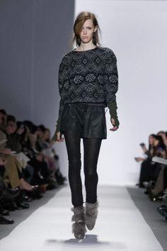 Sweet sweater. Rebecca Taylor   FW2012 #NYFW