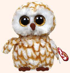 Swoops - barn owl - Ty Beanie Boos