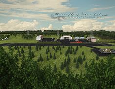 "Check out new work on my @Behance portfolio: ""Aerodrome"" http://be.net/gallery/54862199/Aerodrome"