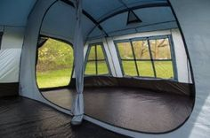 Amazon.com: Tahoe Gear Ozark 3-Season 16 Person Large Family Cabin Tent: Sports & Outdoors