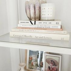 Our Charm Candle looking sharp on Taylor Sterling's shelf! Candle Maker, All The Way Down, Lucky Charm, Decoration, Floating Nightstand, Charmed, Candles, Dream Life, Frame