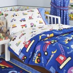 1000 images about cars and trucks room ideas on pinterest for Boys construction bedroom ideas