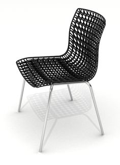 MOIRE - Hare Chair - Ton Haas