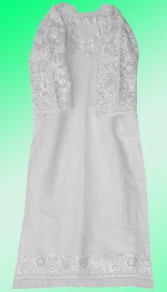 Bukovyna Wedding blouse