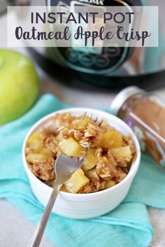 Instant Pot Apple Cr