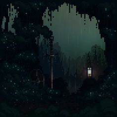 Beautiful Pixel Art