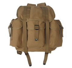 WW2*US ARMY MILITARY HAVERSACK BACKPACK #-26310