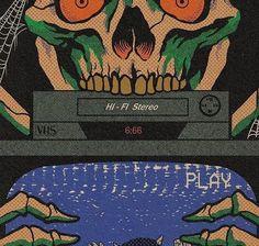 Arte Horror, Horror Art, Horror Films, Halloween Art, Vintage Halloween, Arte Peculiar, Arte Punk, D House, Horror Comics