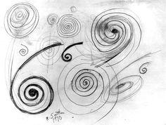 Robert Smithson, Spirals, 1970