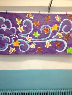 Mural de les fulles