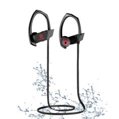 50% DISCOUNT CODE:[Q6XD8CQX] Running everyday with favorite music, say goodbye to water and sweat damage, Forone Professional IPX7  wireless earbuds