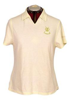 Burberry Golf lkNEW g size L/XL womens polo shirt pistachio green short sleeve Pistachio Green, Polo Shirt Women, Green Shorts, Burberry, Polo Ralph Lauren, Clothes For Women, Best Deals, Mens Tops, Cotton