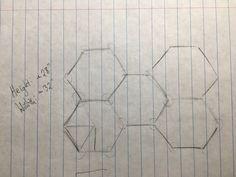 Custom Hexagon Shelves Using Printing: 6 Steps (with Pictures) Hexagon Shelves, 3d Printing, How To Plan, Prints, Pictures, Home Decor, 3d Printer, Impression 3d, Photos