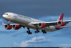 Airbus A340-642 - Virgin Atlantic Airways | Aviation Photo #2458060 | Airliners.net