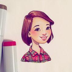Всех кого обещала нарисовать обязательно нарисую только немножко подождите. Вас не так много просто нужно найти на все время @irinka.simka by lera_kiryakova