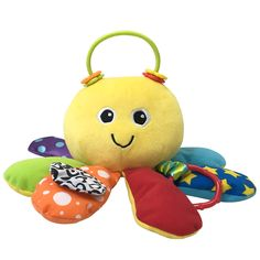 Baby & Toddler Toys Yuanleba Baby Toys For Kids Early Educational Kawaii Soft Chick Rubber Playing Teether Baby Rattles Toys & Hobbies