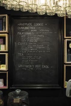 Kaper Design; Restaurant & Hospitality Design Inspiration: Moustache Milk + Cookie Bar