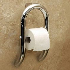 "Making a home safe for the elderly. Several ideas. Install ""Invisible"" Grab Bars, etc...:"