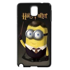 Custom Harry Potter and Minion Despicable Me Case for Samsung Galaxy Note 3 N900   eBay