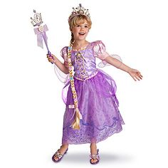 Rapunzel Costume for Girls | Costumes  Costume Accessories | Disney Store