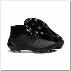 Nike Magista Obra FG Academy Black Pack All Black-Only  $107.98