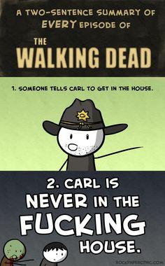 Dammit Carl!!
