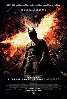 Batman Caballero de la noche asciende!! Ya la quiero Ver!!