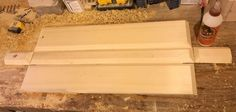 How to Build a Seamless DIY Floating Shelf How To Make Floating Shelves, Bamboo Cutting Board, Interior Design, Building, Easy, Shelf, Bathroom, Home, Nest Design