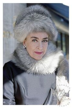 Joan Crawford (by Peter Warrack) - Limited Edition, Archival Print