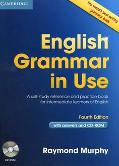 """11 11 A self-study reference and practice book for intermediate learners of English Fourth Edition ...- with ,answ.e·rs:·:' ,. ~ ~.....__ """"11.: .....,_ - . - -"""