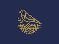 Bird by matthieumartigny #Design Popular #Dribbble #shots